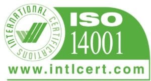 ISO 14001logo 300x161 - Health and Safety