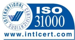 ISO 31000 logo 300x161 - Health and Safety