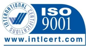 ISO 9001 300x162 - Health and Safety