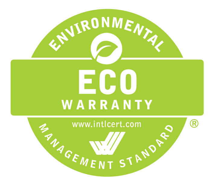 Copy of Warranty Logo Eco 002 - Gallery